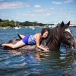Dawn - September 2012 Workshop and Swim with Brenda Lee